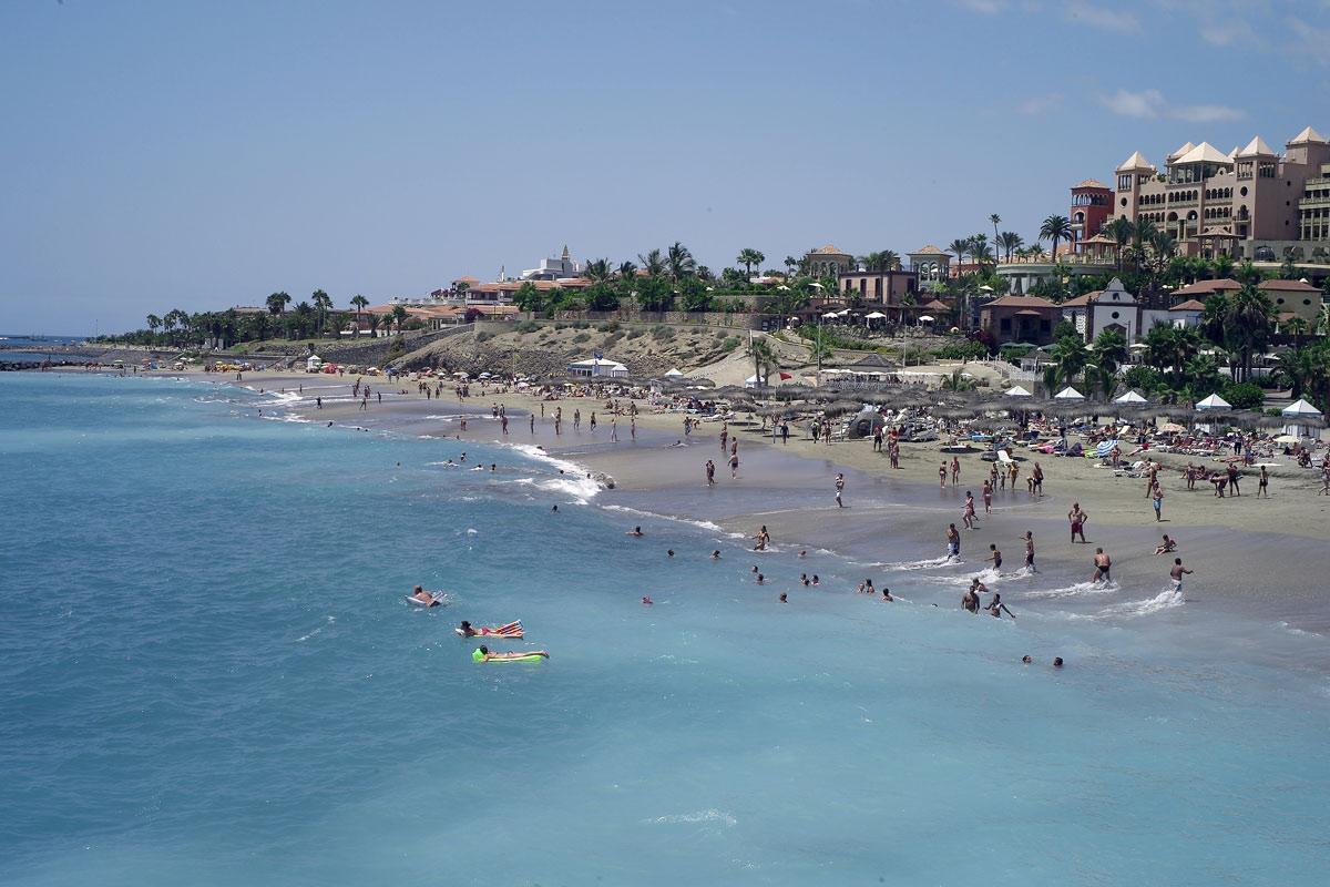 La Caleta Tenerife Beach Bar